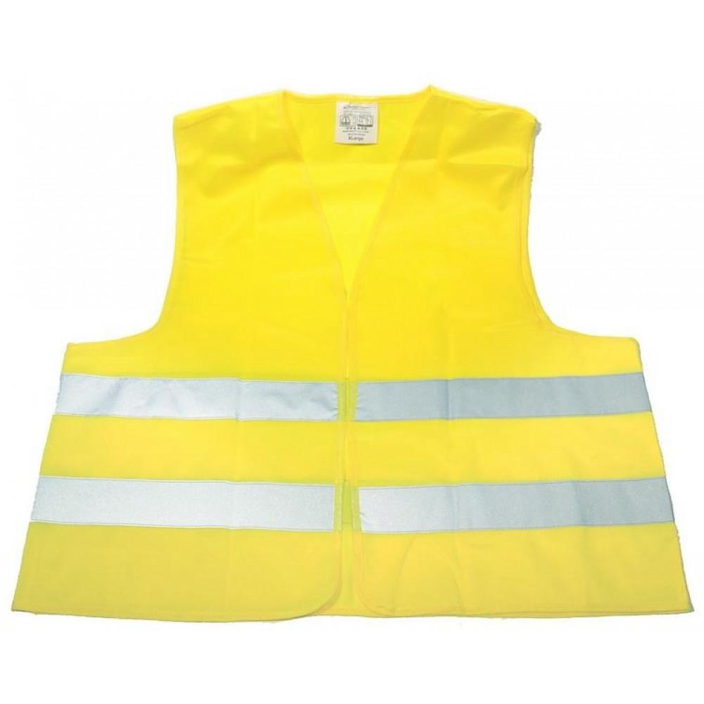 SikkerhedsvesttilVoksnemedRefleksStriberOnesize-31