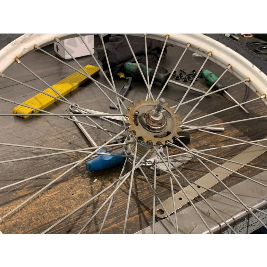 Serviceabonnement - En Cykel Der Altid Virker