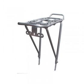"""Rubis Aluminiums Bagagebærer Sølv 26"""" - 700 C med Stål Klap"""