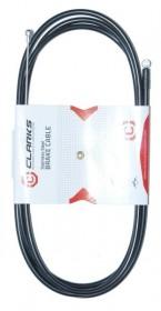 Komplet For/Bag Bremsekabel til Cykler incl. Yderstrømpe