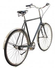 CBS-CLASSIC Håndbygget Klassisk Cykel med 3 Gear, Brooks Lædersadel & Skærme