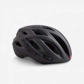 MET Idolo Mat Black Cykelhjelm