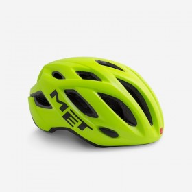 MET Idolo Safety Gul Cykelhjelm