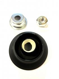 Shimano Nexus Afstandsmøtrik / Kitsæt til Rullebremse Baghjul 9.5 mm