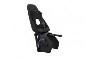 Thule Yepp Nexxt Maxi Cykelstol Sort til Universal Montering på Bagagebærer