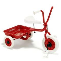 Winther 3 Hjulet Cykel Rød - Den med tippeladet