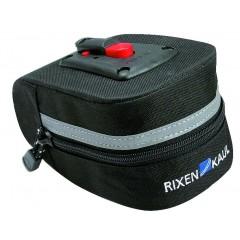 KLICKfix Micro 100 - 0,8 Liter - Cykel sadeltaske - Incl. Beslag