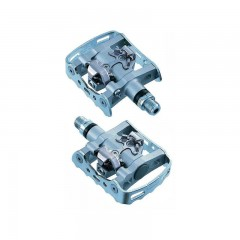 "Shimano Combi SPD Pedaler M 324 Incl. Klamper 9/16"""