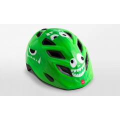 MET Genio Grøn Monster Cykelhjelm 52-57 CM