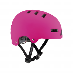MET Super Bold Mat Pink Cykelhjelm