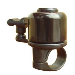 Mini Ringeklokke til Cykelstyr - Sort