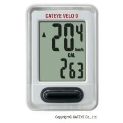 CatEye Velo 9 Cykel Computer