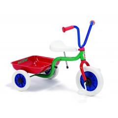 Winther 3 Hjulet Cykel Multifarvet - Den med tippeladet